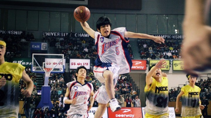 Баскетбол в стиле Кунг-Фу. HD (2008) Комедия, спорт 720p