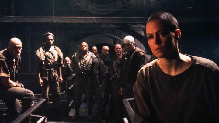 Чужой 3. HD (1992) ужасы, фантастика, боевик, триллер 1080p