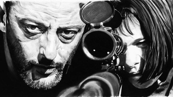 Леон (1994) криминал