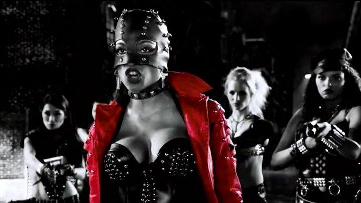 Город грехов 2 - Женщина, ради которой стоит убивать HD / Боевик,триллер.✈