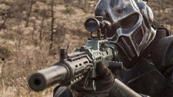 _Зона вторжения RZ-9_👑 (HD+) 2015. Фантастика. Боевик.