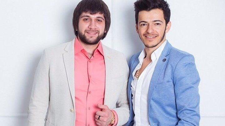 ➷ ❤ ➹Эльбрус Джанмирзоев и Alexandros Tsopozidis - БРОДЯГА➷ ❤ ➹