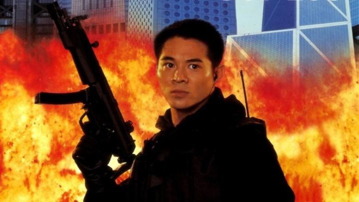 Степень риска (1995) боевик, комедия