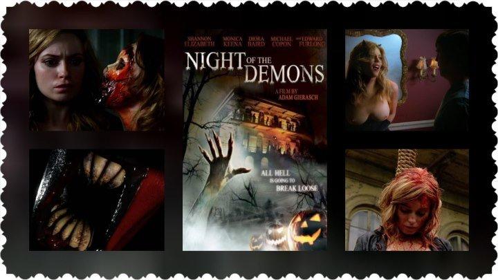 Ночь Демонов (2009) HD
