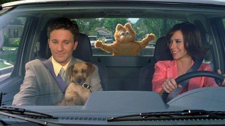 Гарфилд HD(комедия)2004 (0+)
