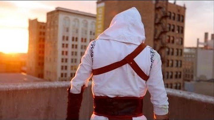 Паркур из игры Assassin's Creed в реальной жизни! очень красиво! жми КЛАСС!