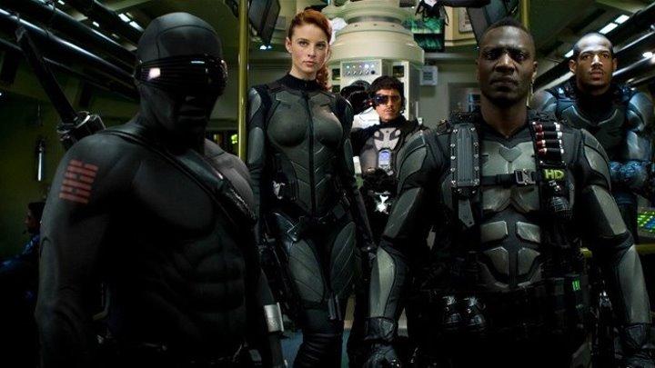 Бросок кобры (2009) смотреть онлайн (боевик, триллер, приключения