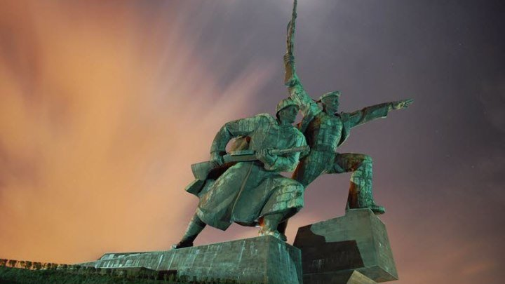 Крым и Севастополь — цейтраферная съёмка 2014
