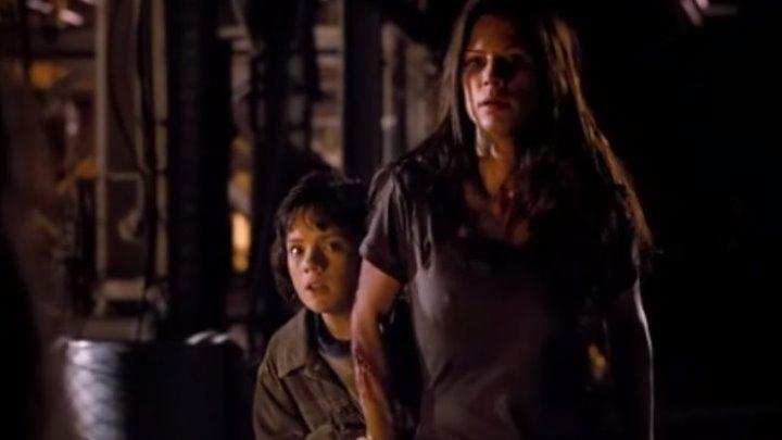 Волки - оборотни (2006) ужасы, фэнтези, боевик