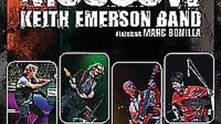 Keith Emerson Band : Moscow Tarkus (2008)@(русские субтитры песен.).