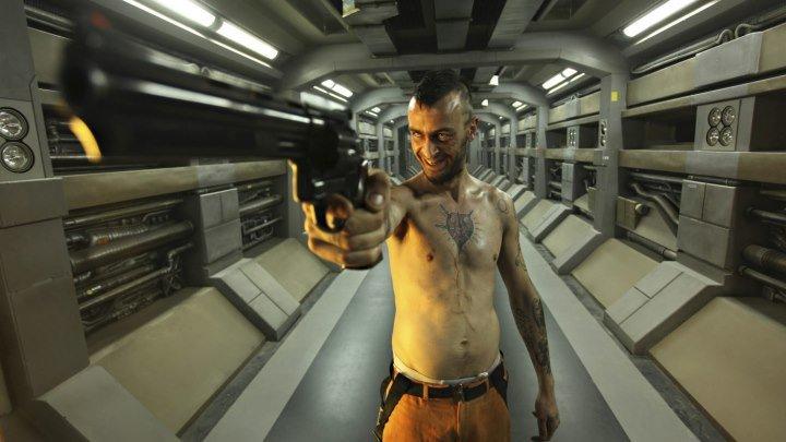 Трейлер к фильму - Напролом 2012 фантастика, боевик.
