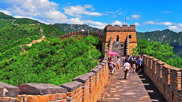 """""""Китайская"""" стена – великое заграждение от китайцев!?.."""