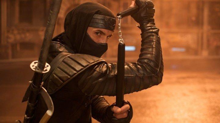 Ниндзя (2009) смотреть онлайн (боевик, триллер, драма, криминал)