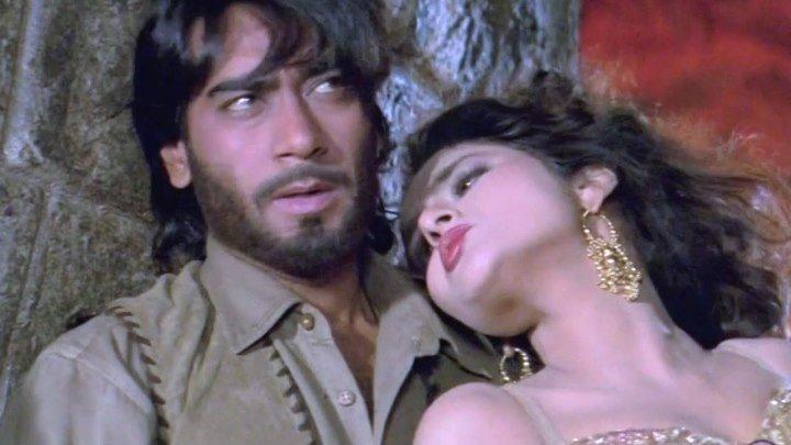 Индия.Арест (1996)_Shaam Hai Dhuan