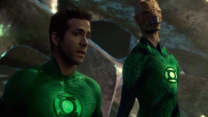 Зеленый Фонарь (2011) смотреть онлайн (фантастика, боевик, триллер, мелодрама, приключения)