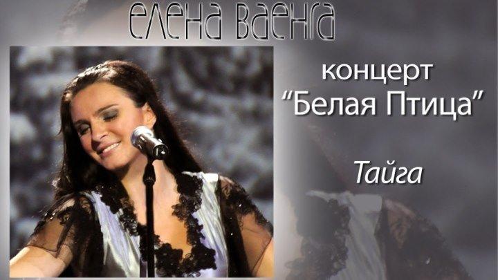 Елена Ваенга - Тайга (музыка и слова - Елена Ваенга) 2013