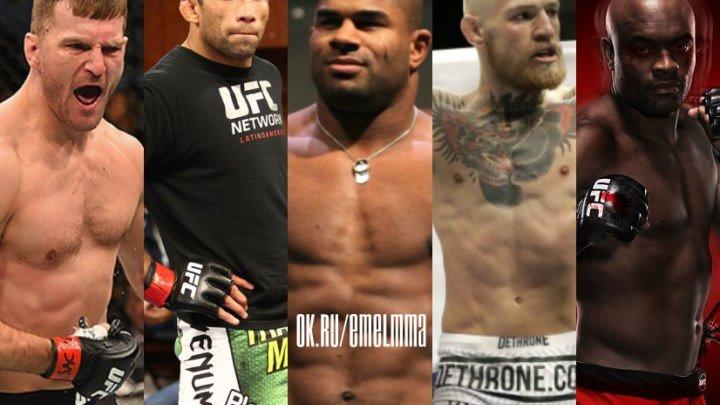 ★◈ℋტℬტℂTℕ ℳℳᗩ◈ Фредди Роуч будет тренировать Конора Макгрегора Андерсон Сильва снялся с UFC 198 ★