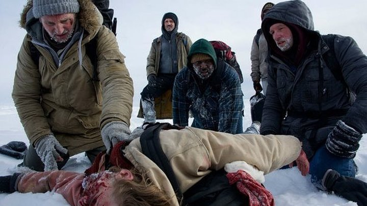 Схватка (2012) смотреть онлайн (триллер, драма, приключения)