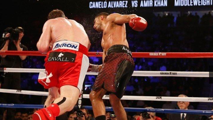 Сауль Альварес - Амир Хан (07.05.2016) Бокс Saul Alvarez vs. Amir Khan