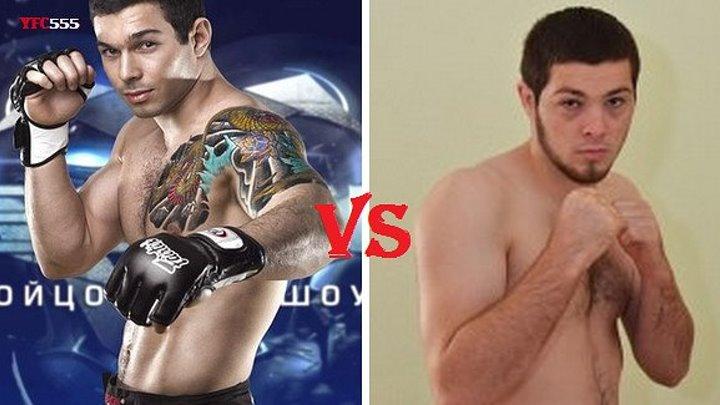 "ACB 15 Grand Prix: Джамал Магомедов vs Эдуард ""Lionheart"" Вартанян (2015)"