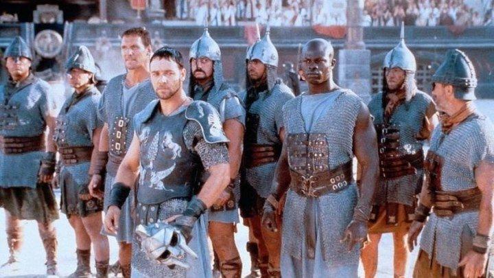 Трейлер к фильму - Гладиатор 2000 военный, рама, исторический.