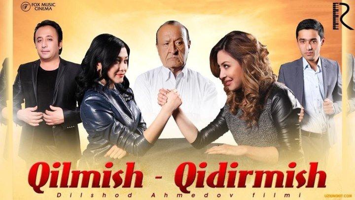 Qilmish qidirmish (o'zbek film) 2016.HD