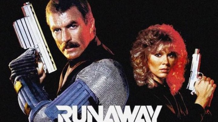 Охота на роботов / Runaway (1984) BDRip фантастика, боевик, триллер, криминал