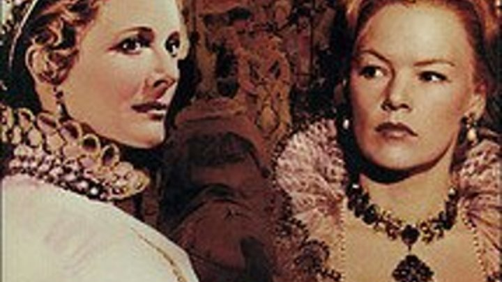 Мария-королева Шотландии.1971.Драма.