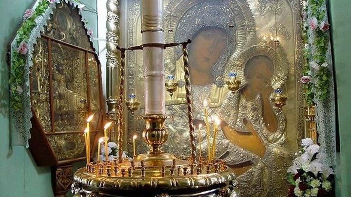 Сказание о Старорусской иконе Божией Матери (празднование 17 мая)