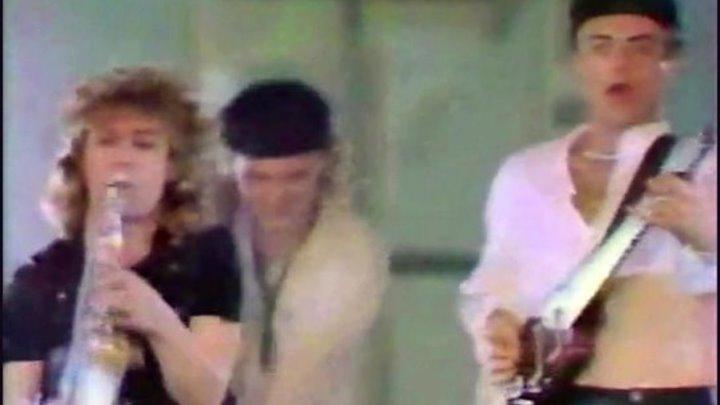 """В.Кузьмин и гр.Динамик - """"Я возвращался домой"""" 1988."""