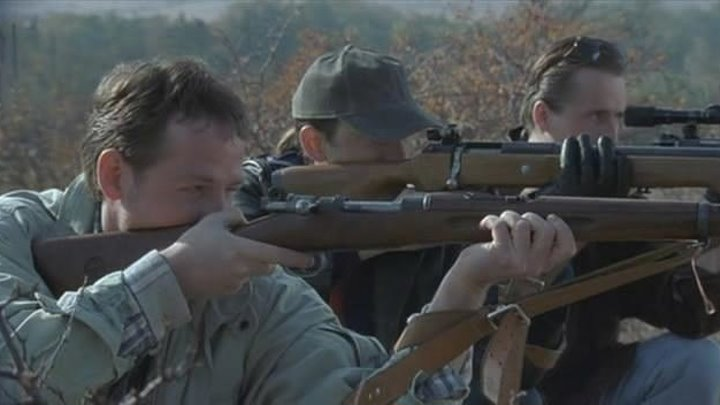 Снайперы./Военный,драма.✈