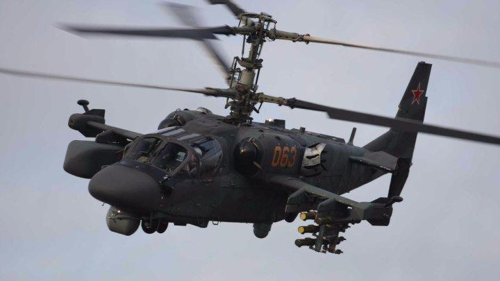 КА-52 'Аллигатор'