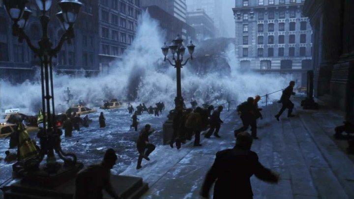 Послезавтра (2004) смотреть онлайн (триллер, драма, приключения)