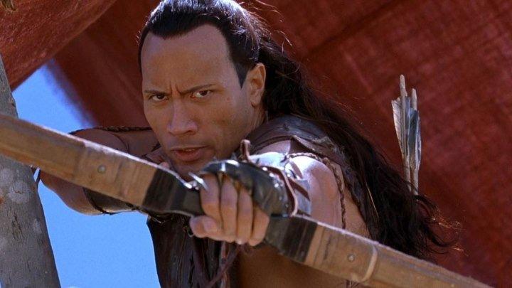 Царь скорпионов HD (2002) Фэнтези, приключения 1080p