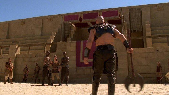Царь Скорпионов 2 Восхождение воинов HD (2008) Приключения, Фэнтези, Боевик 1080pmkv