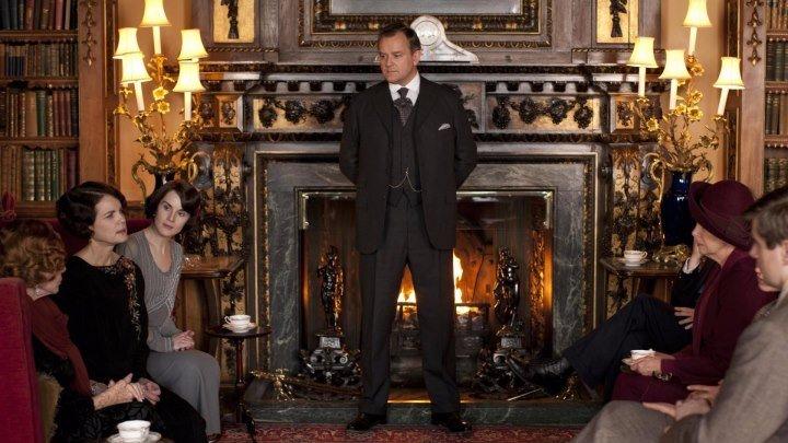 Аббатство Даунтон / Downton Abbey / Сезон: 1 / Серии: 3