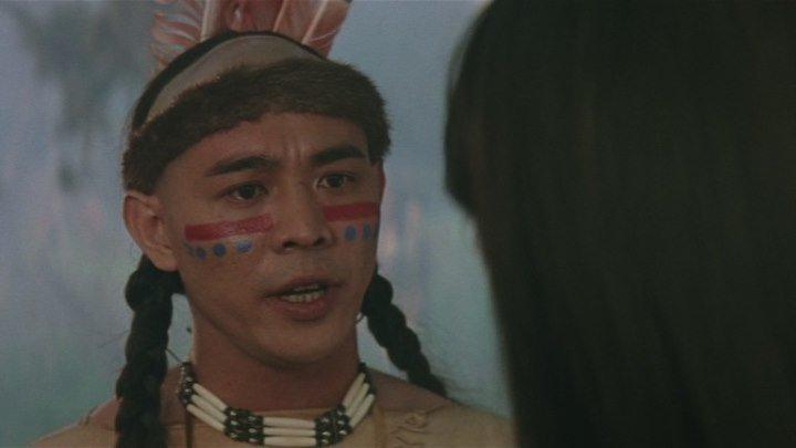 Однажды в Китае и Америке HD (1997) Боевик, приключения, вестерн, история 1080p