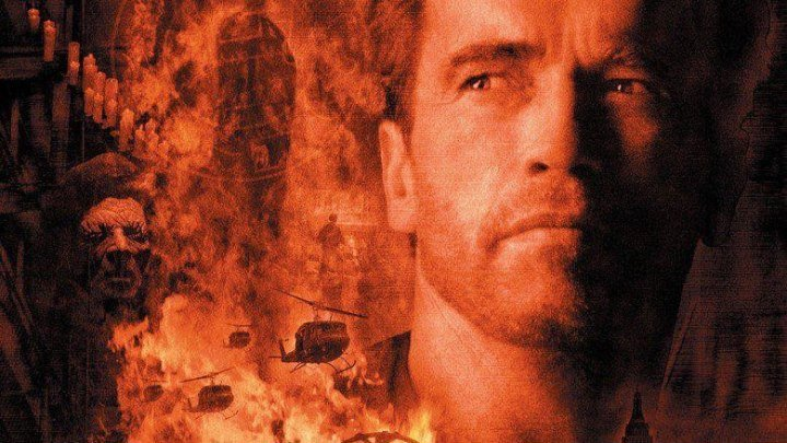 Конец света (1999) ужасы, боевик