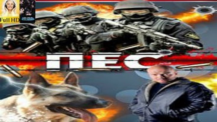 Пёс:9-12 серии/20 : Детектив