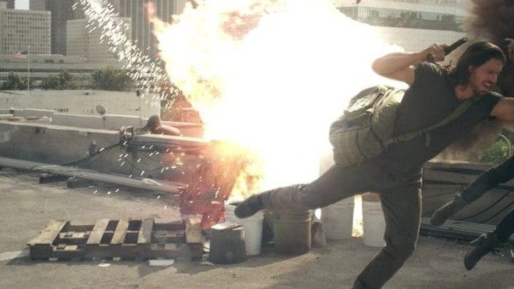 Штормагеддон (2015) фантастика, боевик