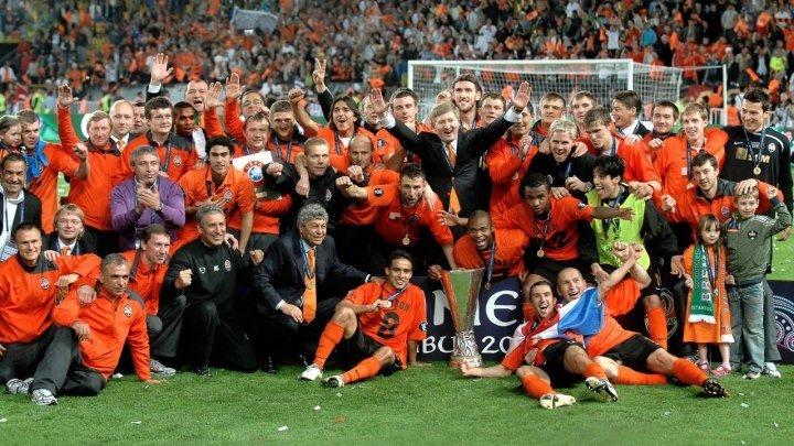 Шахтер - Вердер. Финал Кубка УЕФА (2009 год)