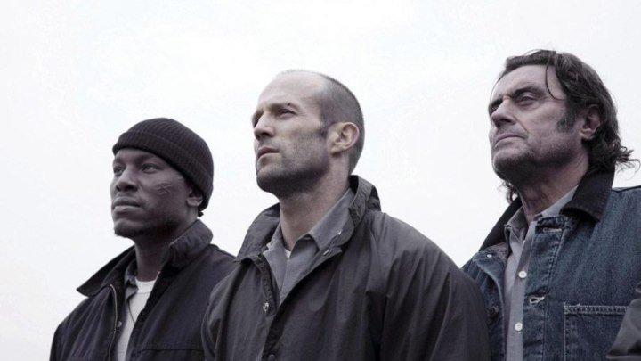 Смертельная гонка (2008) смотреть онлайн (фантастика, боевик, триллер)