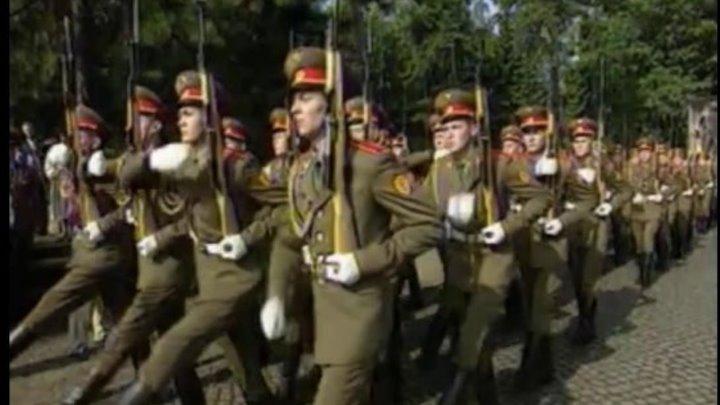 Как мы выводили войска и технику из Германии. Подборка сюжетов немецкого телевидения. 1989-1994 г.г..