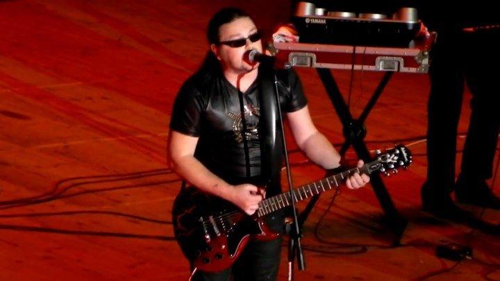 Рок-Острова - Пасмурное утро (концерт в ДК ГАЗ, Нижний Новгород, 09.10.2010)