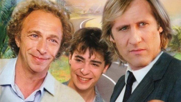 Папаши - (Комедия,Криминал) 1983 г Франция