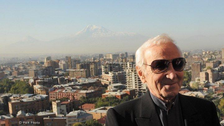 «For You, Armenia» — Paros and All Stars