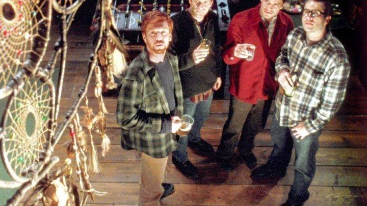 Трейлер к фильму - Ловец снов 2003 ужасы, фантастика, триллер.