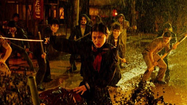 Последний вампир (2009) ужасы, триллер
