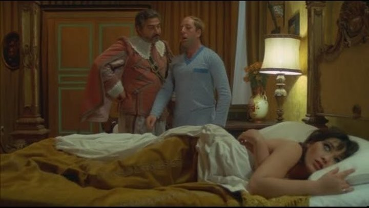Призрак в моей постели (1981 год) Эротическая комедияツ , мистика