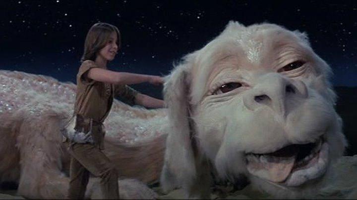 Бесконечная история. (1984) Фэнтези, приключения, семейный. Трейлер и фильм